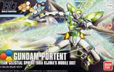 Bandai HG Build Fighters 031 GUNDAM PORTENT 1/144 scale kit
