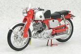 Ebbro 10023 Honda CB92 (Red) 1/10 scale