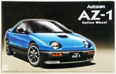 Aoshima 48719 Autozam AZ-1 Option Wheel 1/24 scale kit