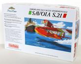 Fine Molds FJ1 SAVOIA S.21F Seaplane PORCO ROSSO (Crimson Pig) 1/72 Scale Kit
