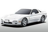 Aoshima 14158 Mazda RX-7 (FD3S) Type IV 1/24 scale kit