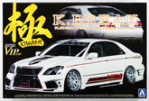Aoshima 11669 Toyota 18 Crown Hyper Zero Custom Ver. 1 K-Break Kiwami 1/24 scale kit