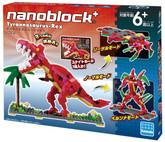 Kawada PBH-007 nanoblock plus Tyrannosaurus Rex