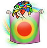Tenyo Japan 131848 Fountain Rainbow (Magic Trick)