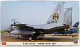 "Hasegawa 02196 F-15J Eagle 304SQ Tsuiki 2015"" Limited Edition 1/72 Scale Kit"""