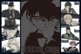 Epoch Jigsaw Puzzle 11-547s Detective CONAN (1000 Pieces)