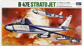 Hasegawa K7 Boeing-47E Strato Jet U.S. Airforce Jet Bomber 1/72 Scale Kit