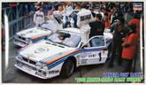 Hasegawa CR31 Lancia 037 Rally1983 Monte-Carlo Rally Winner 1/24 scale kit