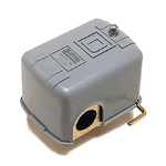 Standard well pump pressure switch