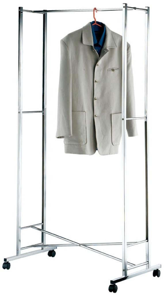 Premium Folding Clothes Rail