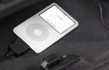Plug in and get access to all of your apple device's music in your vehicle