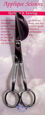 Applique Scissor