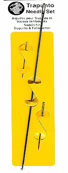 John James Trapunto Needle Set