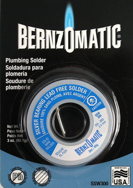 Bernzomatic® Solid Wire Solder