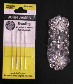 John James Beading Needles