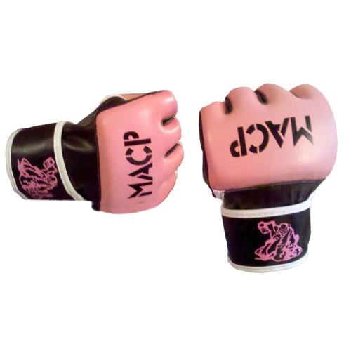 Pink MACP Gloves
