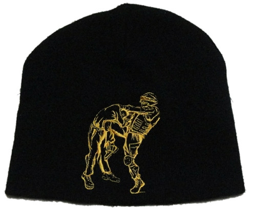 MACP Beanie with Knee Logo