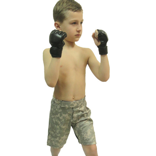 Youth ACU MMA Shorts