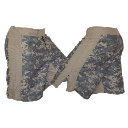 ACU Camouflage MMA Fight Shorts