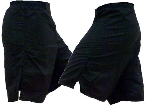 Black MMA Fight Shorts