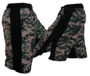 Blank MMA MARPAT Digi Camo Fight Shorts