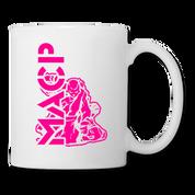 MACP Pink Coffee Mug