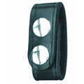 GOULD AND GOODRICH -4 PK BELT KEEPERS, DOUBLE SNAP - H76-4CLBR