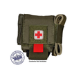 On or Off Duty Medical Pouch - 12O3D0BK