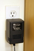 Power Adapter Hidden Spy Camera