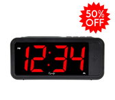 WIFI ALARM CLOCK HIDDEN CAMERA - LIMITED TIME OFFER