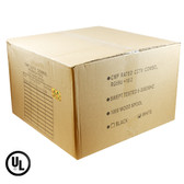 UL Listed 1000 ft. CMP RG59U Video Zip Combo Cable Box