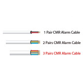 UL Listed 3 Pairs CMR Grade Alarm Cable