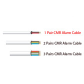 Five Star Cable 1000 Ft. 22AWG 1 Pair 22/2 Alarm Cable ALARM WIRE