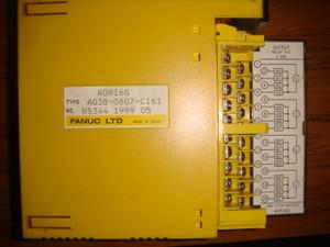 A03B-0807-C161 Fanuc AOR16G Relay Output Module