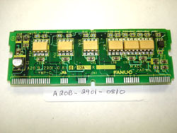 A20b-2901-0810 Fanuc Axis Control PCB