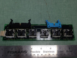 A20B-1007-0850 FANUC SWITCH/LED PCB