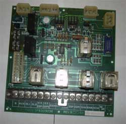 JANCD-PW02 Motoman Yaskawa ERC Analog Weld Board