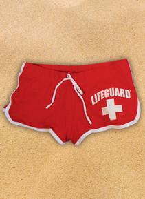 Lifeguard Womens Hi-Cut Short
