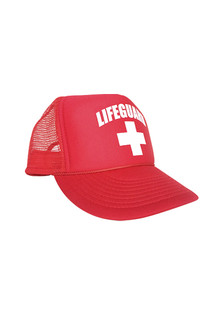 Adjustable Trucker Hat | Beach Lifeguard Apparel Online Store