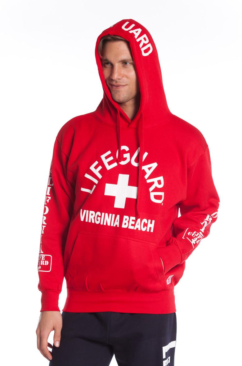 Long Beach Lifeguard Sweatshirt