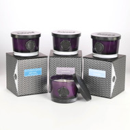 Greenwich Amethyst Single Wood Wick Collection