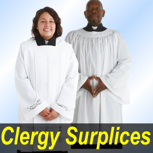 Clergy Surplices