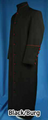 150 M. Men's Clergy/Pastor Robe Black/Burgundy
