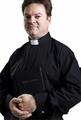 Men's Black Tab-Collar Clergy Shirts