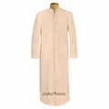 Men's Clergy Robes - Classic Creme