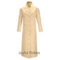 Ladies Clergy Robes - Classic Creme