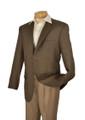 Olive Wool Blazer Sport Coat