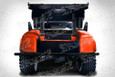 E-Z-Go TXT Rear Bumper with Built-in Hitch