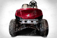 Yamaha Front Bumper on Cart