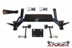"E-Z-Go 1200 Series 4"" Workhorse Lift Kit"